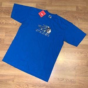 NWT The North Face Mens Steep Tech Tee Shirt